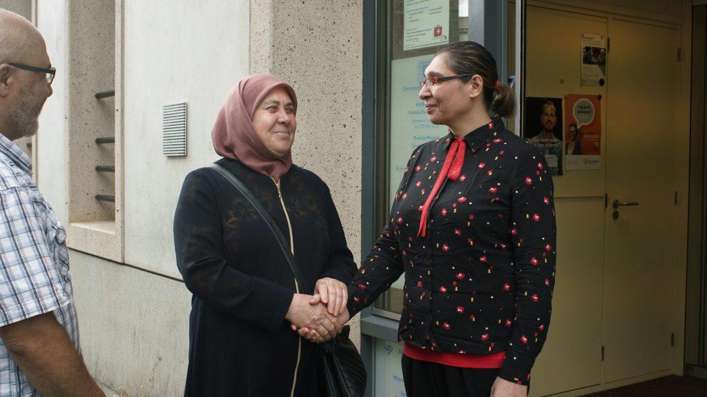 hulp en voorlichting voor senioren
