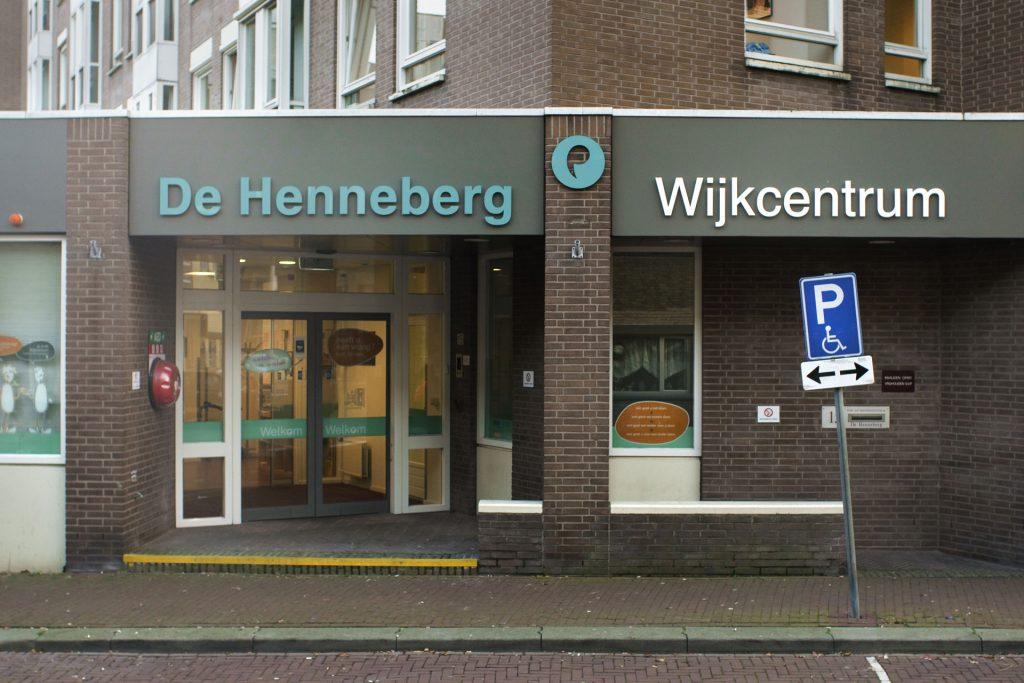 Gebouw ServicepuntXL De Henneberg
