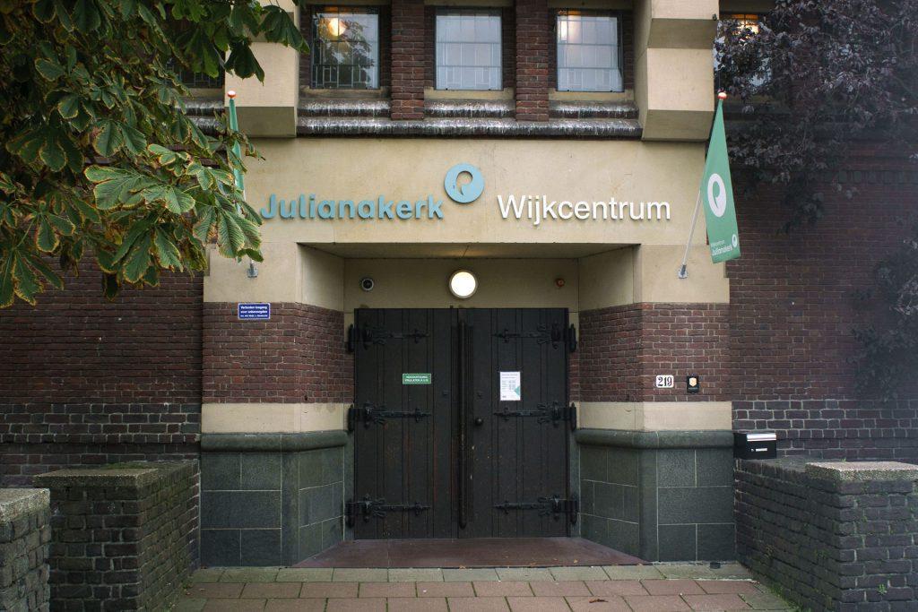 Gebouw Servicepunt XL Julianakerk