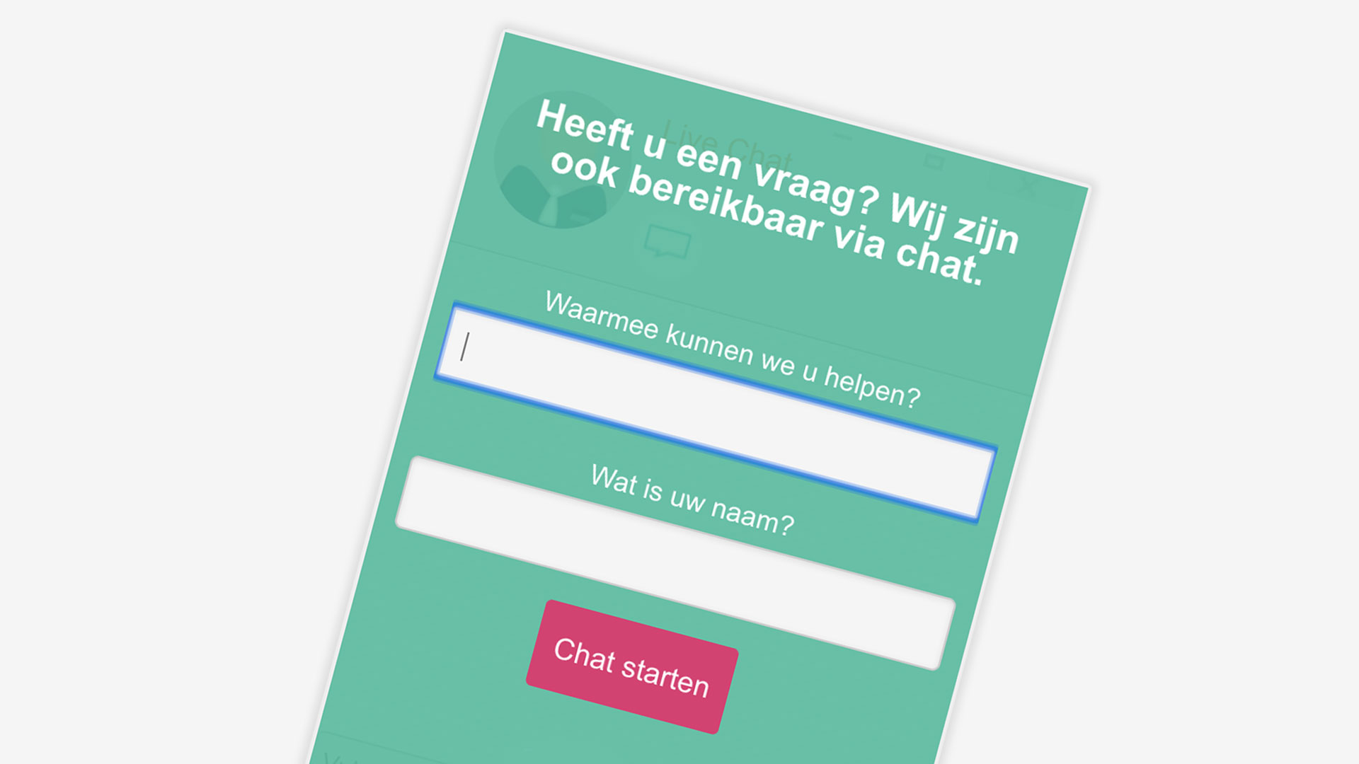 Chat van ServicepuntXL